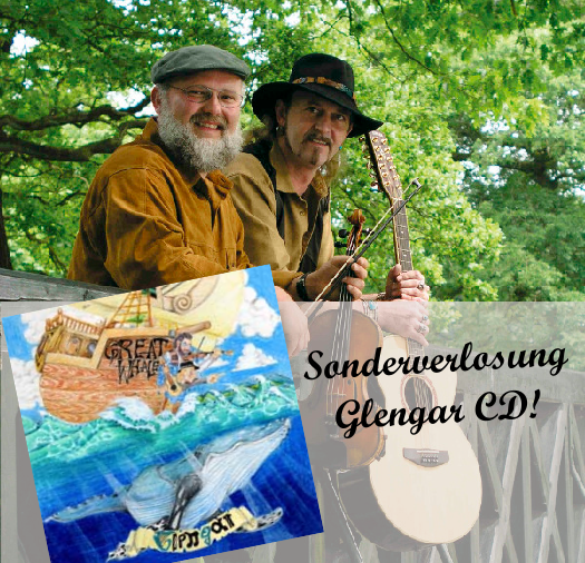 Sonderverlosung der Glengar CD Great Whale